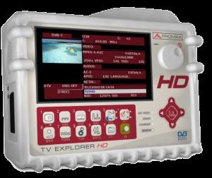 Promax HD meter